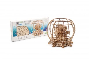 Aquarium mechanical model kit