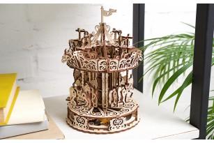 «Carousel» mechanical model kit