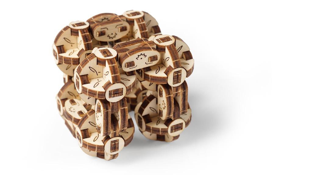 «Flexi-Cubus» mechanical model kit