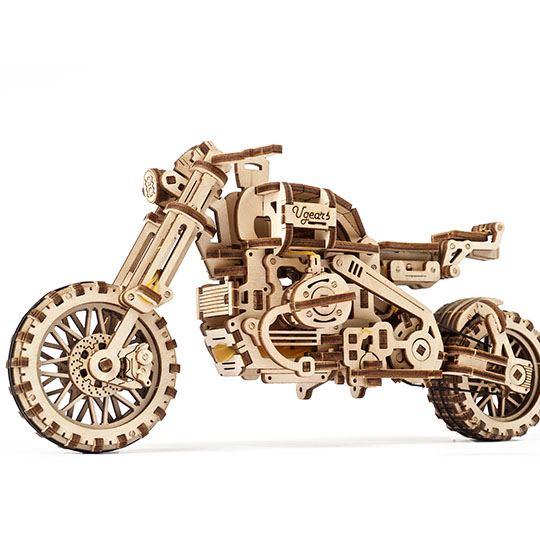 Scrambler UGR-10 Motor Bike