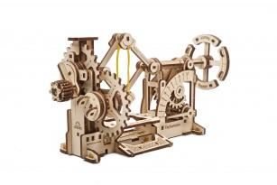 Tachometer educational mechanical model kit