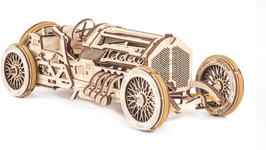U-9 Grand Prix Car Model