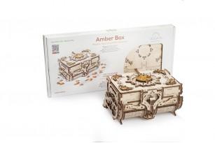 «The Amber Box» mechanical model kit