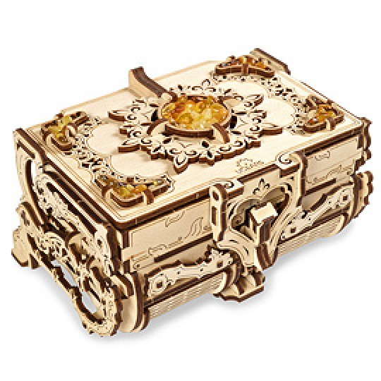 The Amber Box