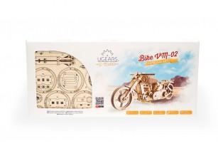 Bike mechanical model kit