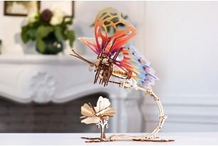 «Butterfly» mechanical model kit