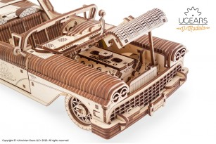 Dream Cabriolet VM-05 mechanical model kit