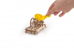 Pneumatic Engine mechanical model kit