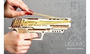 """Wolf-01 Handgun"" Model"