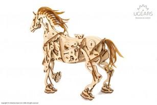 Horse-Mechanoid mechanical model kit