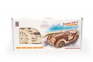 «Roadster VM-01» mechanical model kit