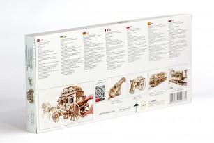 'Stagecoach' mechanical model kit