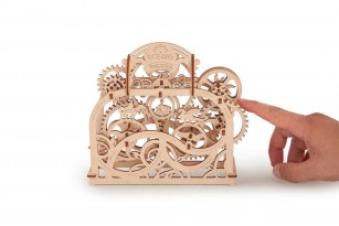 Theater mechanical model