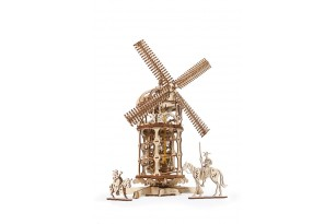 Tower Windmill mechanical model kit