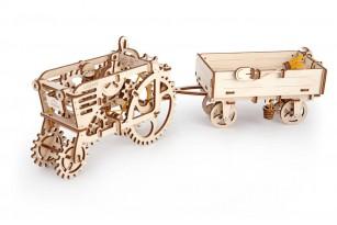 Tractor's Trailer mechanical model kit
