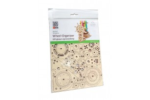 Wheel-Organizer mechanical model kit